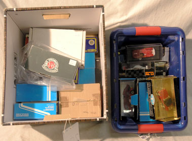 Lot 209-Large Quantity of Model Cars