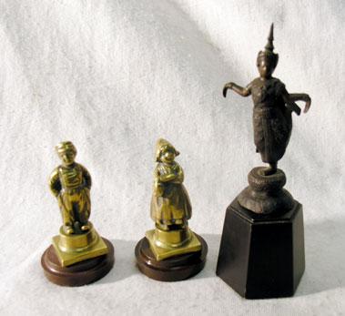 Lot 307-Three Accessory Mascots