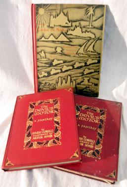 Lot 144-Three Motoring Fiction Books