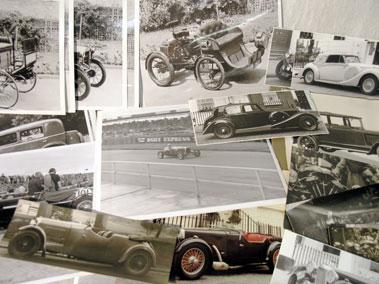 Lot 623-Quantity of Pre-War Car Photographs