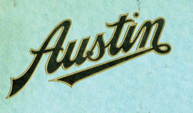 Lot 169-Austin & Morris Pre-War Sales Brochures