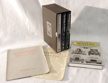 Lot 170-Rolls-Royce & Bentley Ephemera