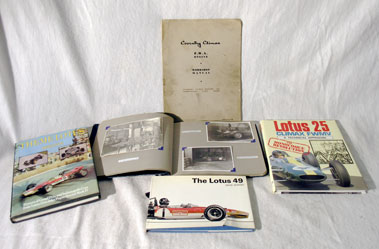 Lot 629-An Early Photograph Album & Other Items
