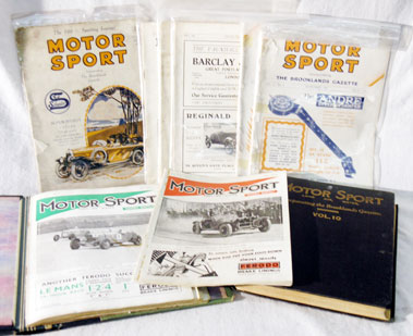 Lot 175-Quantity of Motorsport Magazines