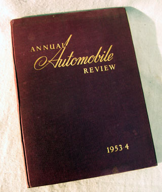 Lot 176-Annual Automobile Review No. 1