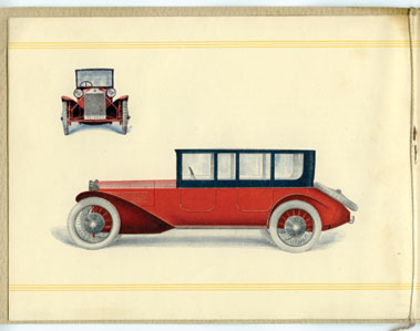 Lot 180-Early Lancia Literature