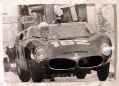 Lot 614-Lorenzo Bandini Signed Photographic Postcard