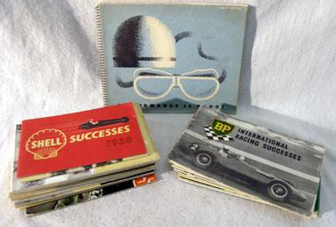 Lot 148-Shell & BP 'Successes' Brochures