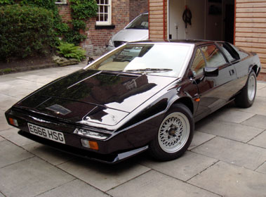 Lot 17-1987 Lotus Esprit HC