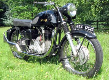 Lot 5-1961 Norton Special