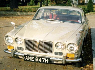 Lot 33-1969 Jaguar XJ6 2.8