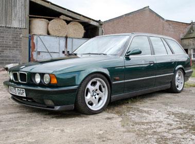 Lot 19-1994 BMW M5 Touring