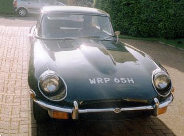 Lot 74-1969 Jaguar E-Type 4.2 2+2