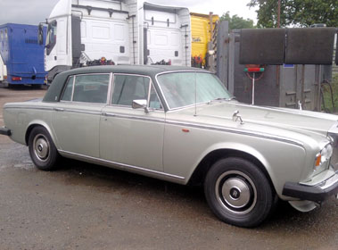 Lot 40-1978 Rolls-Royce Silver Wraith II