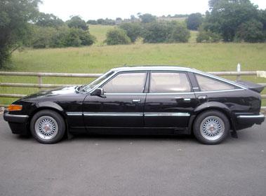 Lot 80-1985 Rover SD1
