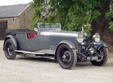 Lot 56-1931 Lagonda 3 Litre Tourer