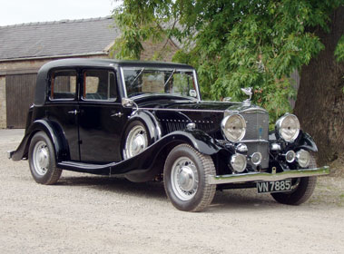 Lot 21-1935 Railton Eight Saloon