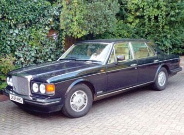 Lot 1-1991 Bentley Eight