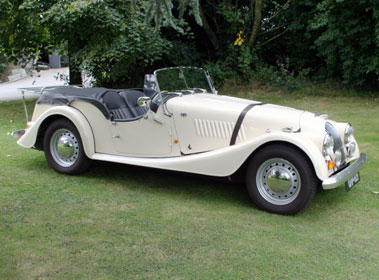 Lot 42-1990 Morgan 4/4 1600