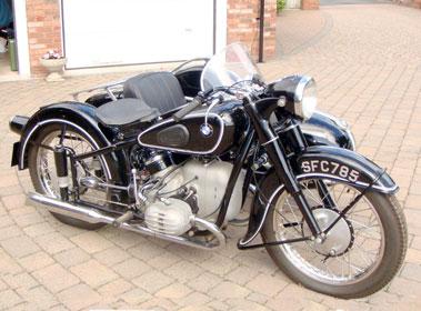 Lot 8-1952 BMW Combination