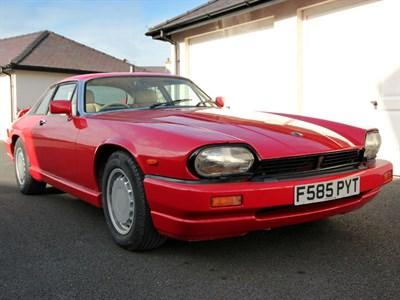 Lot 45 - 1989 Jaguar XJR-S 5.3