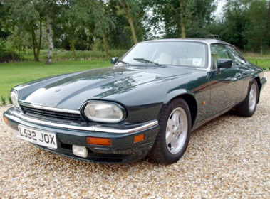 Lot 26-1994 Jaguar XJS 4.0