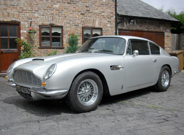 Lot 43-1966 Aston Martin DB6 Vantage