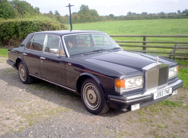 Lot 11-1991 Rolls-Royce Silver Spirit II