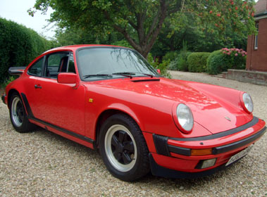 Lot 62-1988 Porsche 911 Carrera