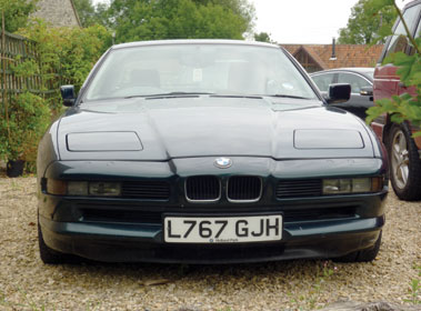 Lot 40-1993 BMW 840Ci