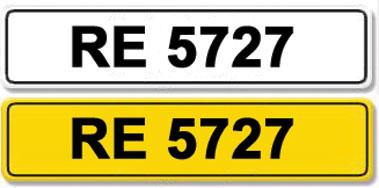 Lot 3-Registration Number RE 5727