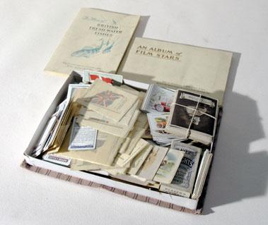 Lot 27-A Quantity of Cigarette Cards