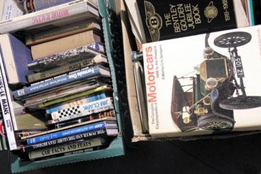 Lot 25-Quantity of Books