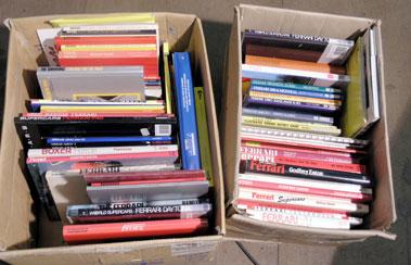 Lot 10-Quantity of Ferrari Books