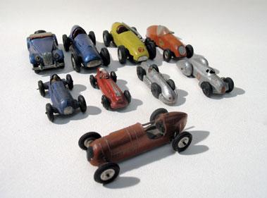 Lot 17-Quantity of Early Model Cars