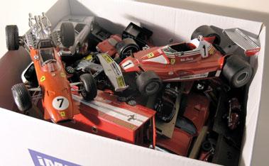 Lot 18-Quantity of Ferrari Models