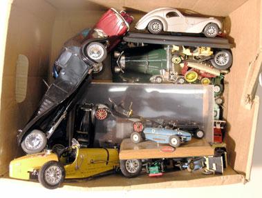 Lot 19-Assorted Model Cars