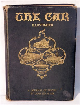 Lot 109-'The Car Illustrated' - Bound Volume 36