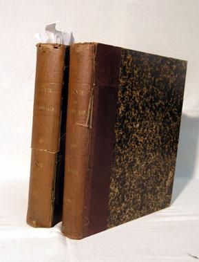 Lot 111-La Vie Au Grand Air - 1906/1908 - Two Bound Volumes