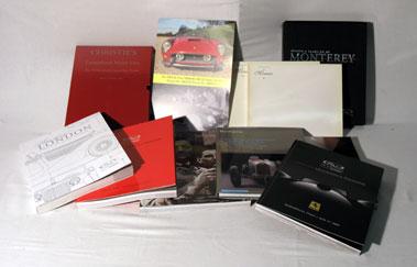 Lot 149-A Quantity of Auction Catalogues
