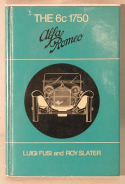 Lot 118-'The 6c 1750 Alfa Romeo' by Fusi & Slater