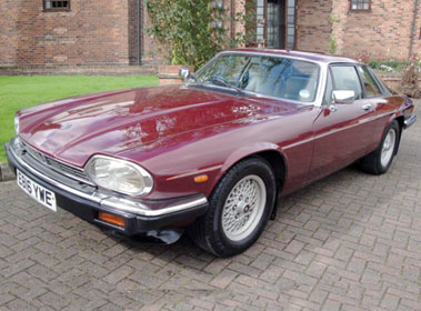 Lot 28-1988 Jaguar XJ-S 3.6