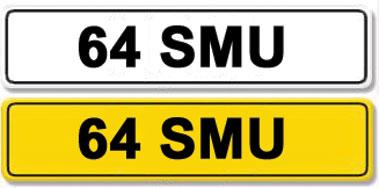 Lot 9-Registration Number 64 SMU