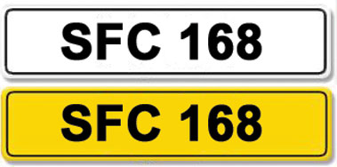 Lot 17-Registration Number SFC 168
