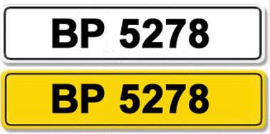Lot 30-Registration Number BP 5278