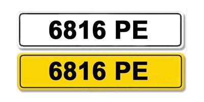 Lot 8-Registration Number 6816 PE