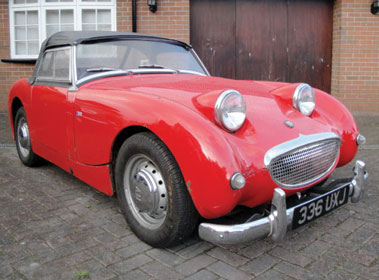 Lot 31-1959 Austin-Healey 'Frogeye' Sprite