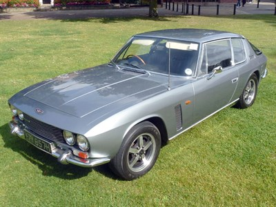 Lot 58 - 1969 Jensen Interceptor