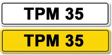 Lot 32-Registration Number TPM 35