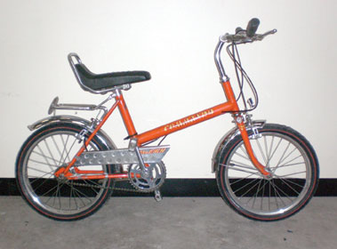 Lot 3-Raleigh Commando